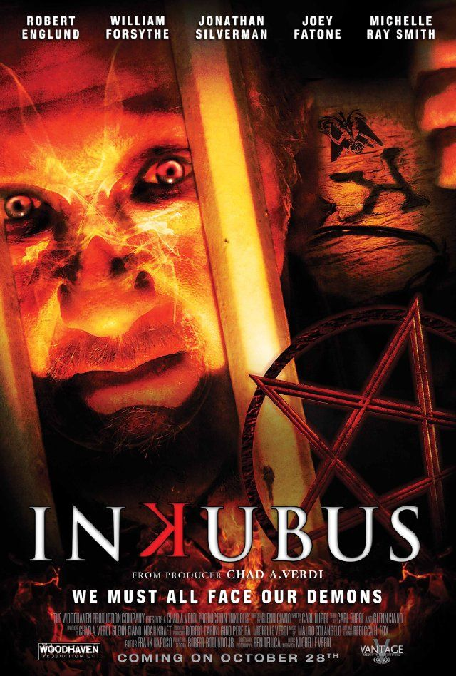 Inkubus - 2011 DVDRip XviD - Türkçe Altyazılı Tek Link indir