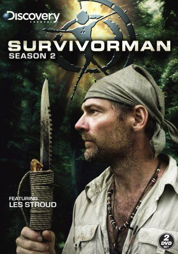 Survivorman S 1-2-3-4-5 | S05E01-E04