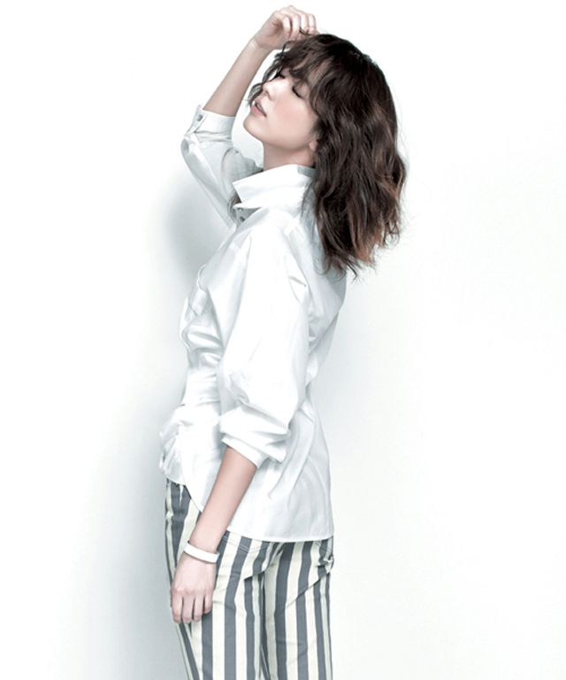 VIKI SS12 Collection Modeled By Han Hyo Joo | Couch Kimchi